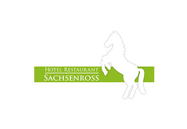 Das Logo des Hotel Restaurants Sachsenross
