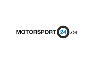 Das Logo von Motorsport24.de