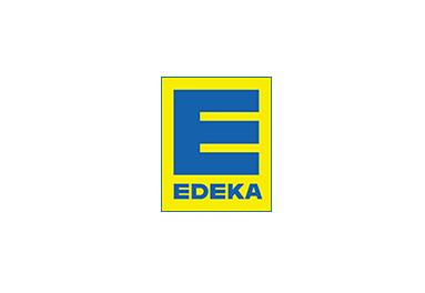 Das Logo von Edeka