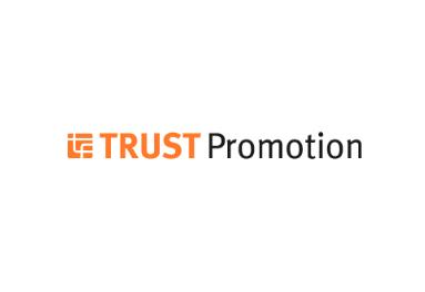 Das Logo von Trust Promotion
