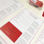 Das Antragsformular für Wilvorst Fashioncard