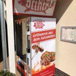 Gebauter Fleisch-Automat